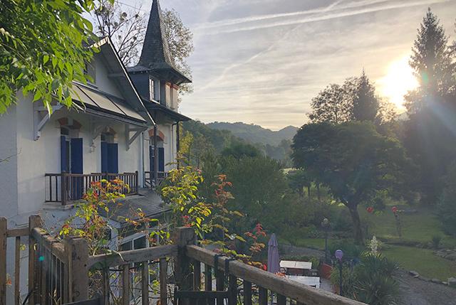 omgeving Petit Chateau