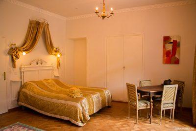 slaapkamer Chambre d'Or
