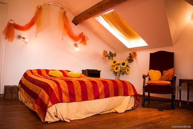 Slaapkamer Soleil