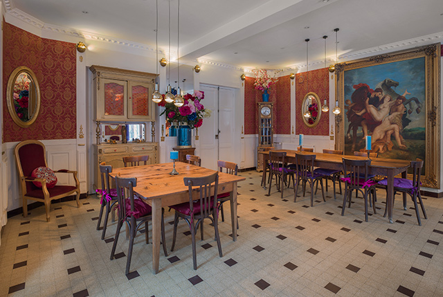 Eetkamer Petit Chateau